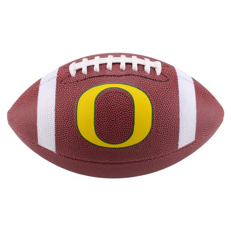 Baden Oregon Ducks Official Football, Brown thumbnail