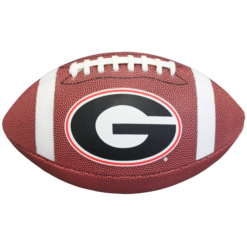 Baden Georgia Bulldogs Official Football, Brown thumbnail