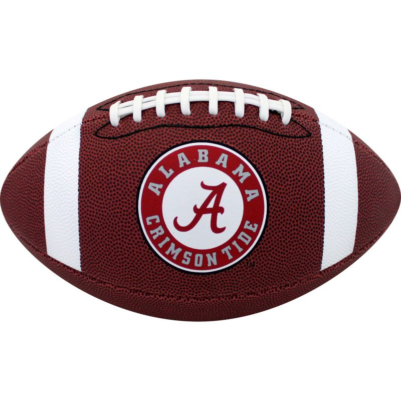 Baden Alabama Crimson Tide Official Football, Brown thumbnail