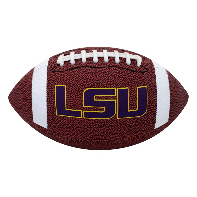 Baden LSU Tigers Official Football, Brown thumbnail