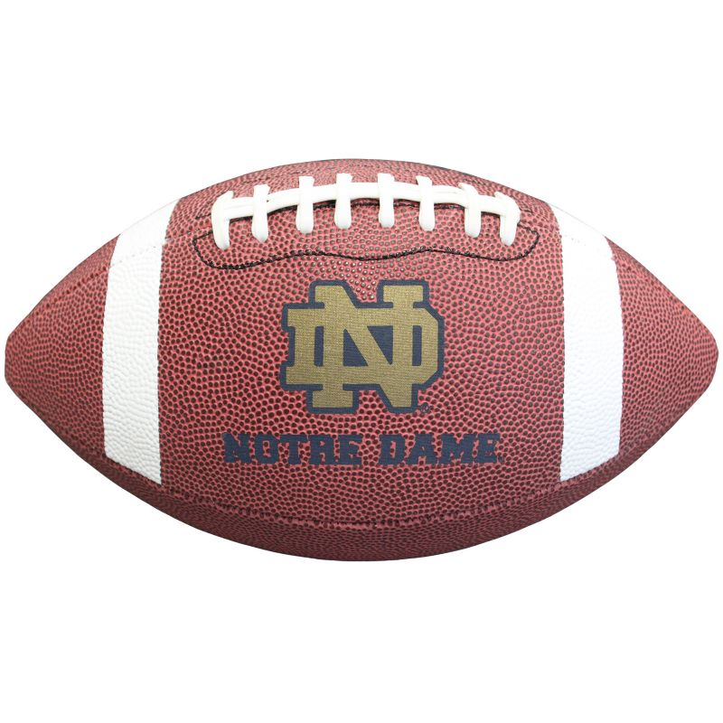 Baden Notre Dame Fighting Irish Official Football, Brown thumbnail