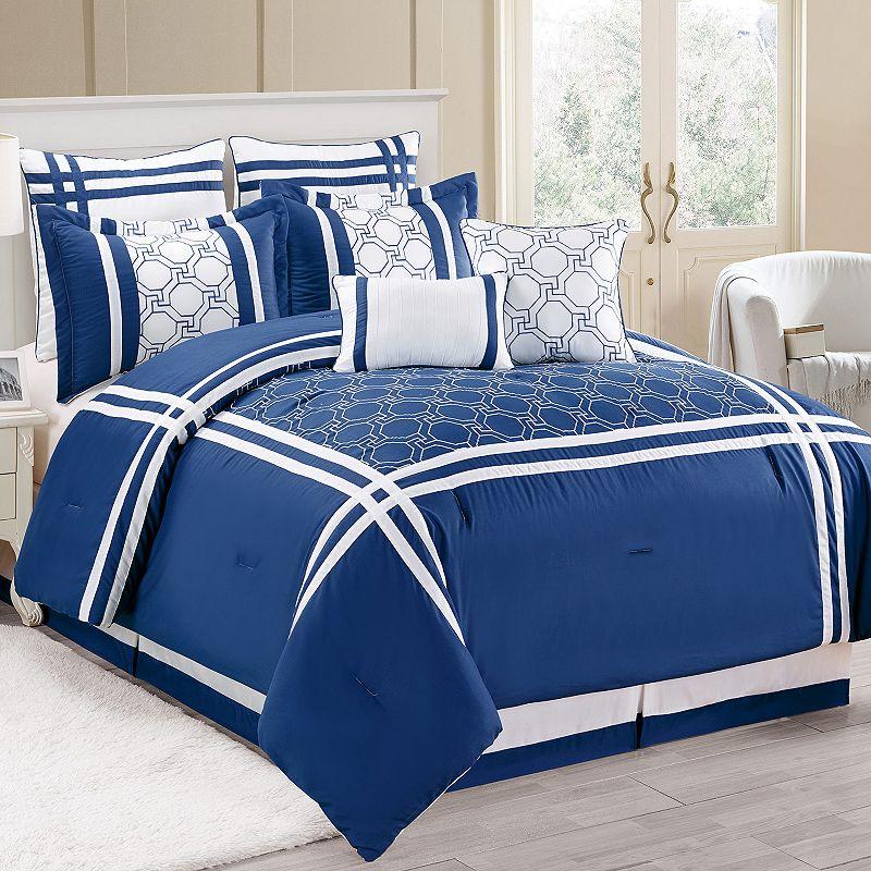 Home Choice Jasper 8-piece Comforter Set