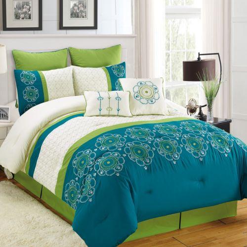 Home Choice Kennedy 8-piece Comforter Set