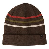 Men's Haggar Striped Cuffed Beanie