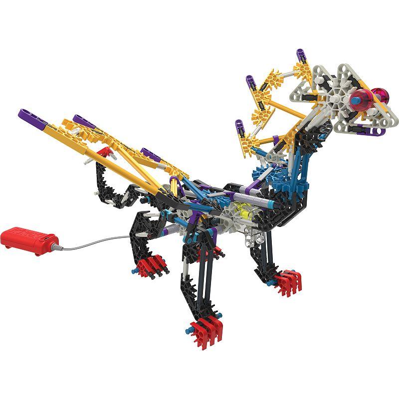 K'NEX Beasts Alive Series X-Flame Building Set