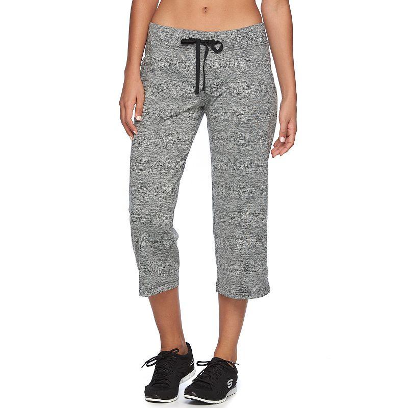 Women's Tek Gear® On the Go Knit Capris