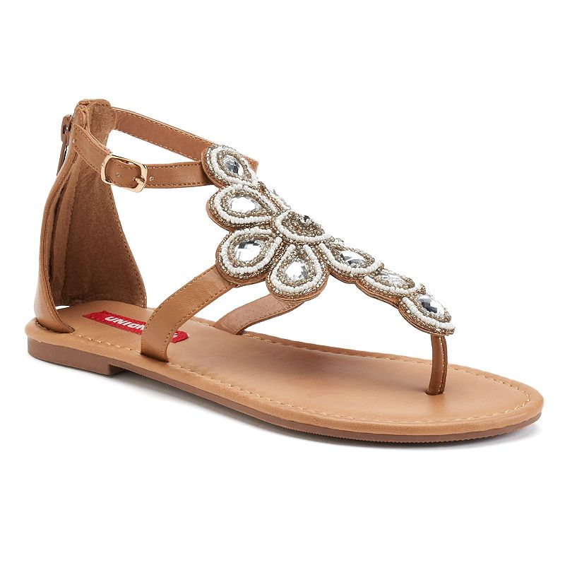 Unionbay Daisy Women's Embellished Sandals