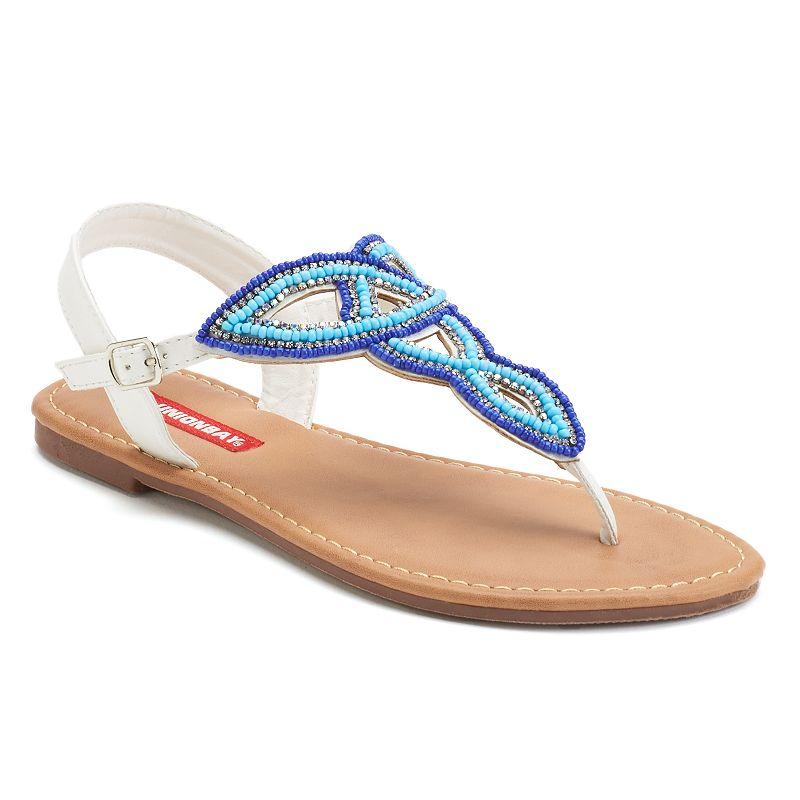 Unionbay Solar Women's Beaded Sandals