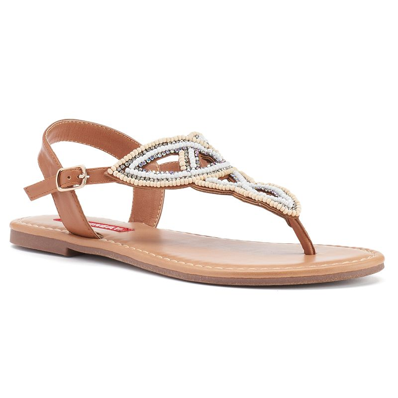 Unionbay Solar Women's Beaded Sandals