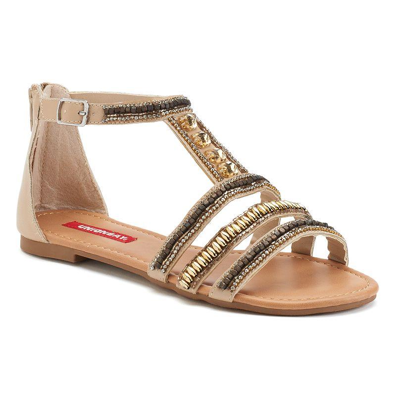 Unionbay Gizelle Women's Beaded Sandals