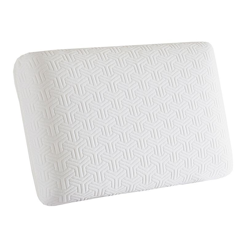 Flexapedic by Sleep Philosophy Classic Gel Memory Foam Standard Pillow