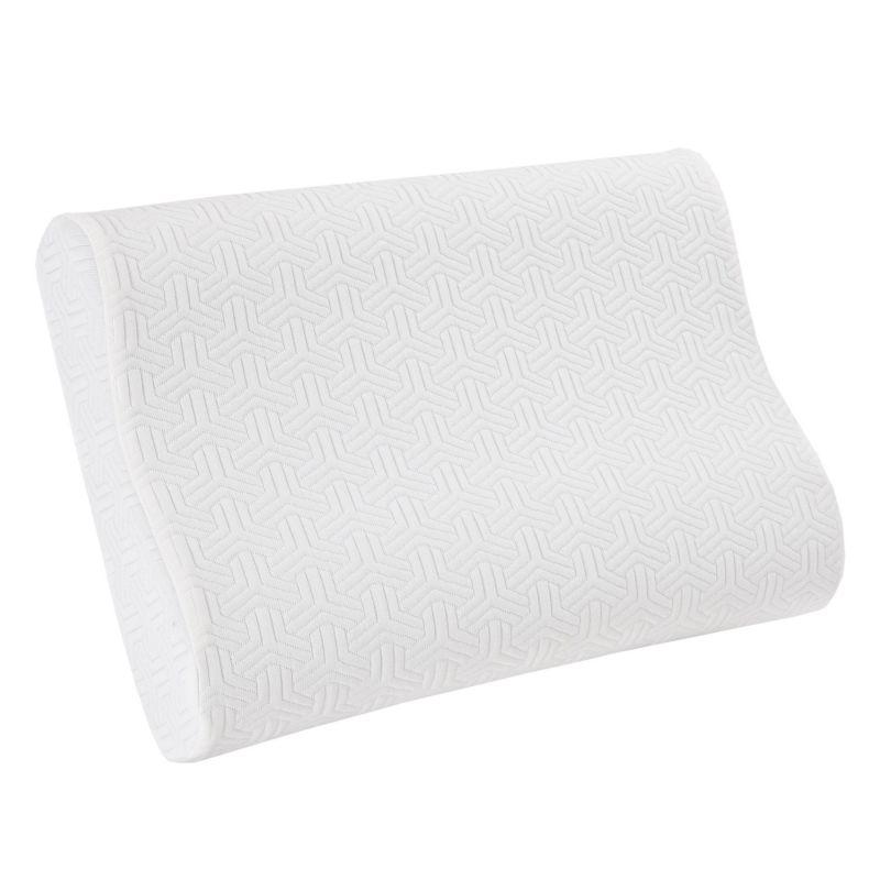 Nature S Sleep Vitex2 Contoured Memory Foam Pillow Dealtrend