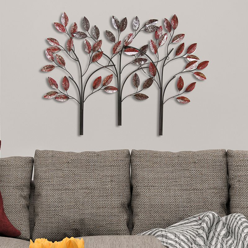 Kohls Home Decor Wall Art ~ Metal wall art kohl s