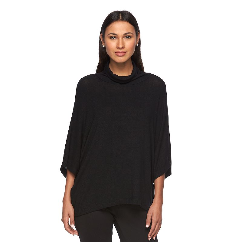 Loramendi Batwing Turtleneck Sweater - Women's