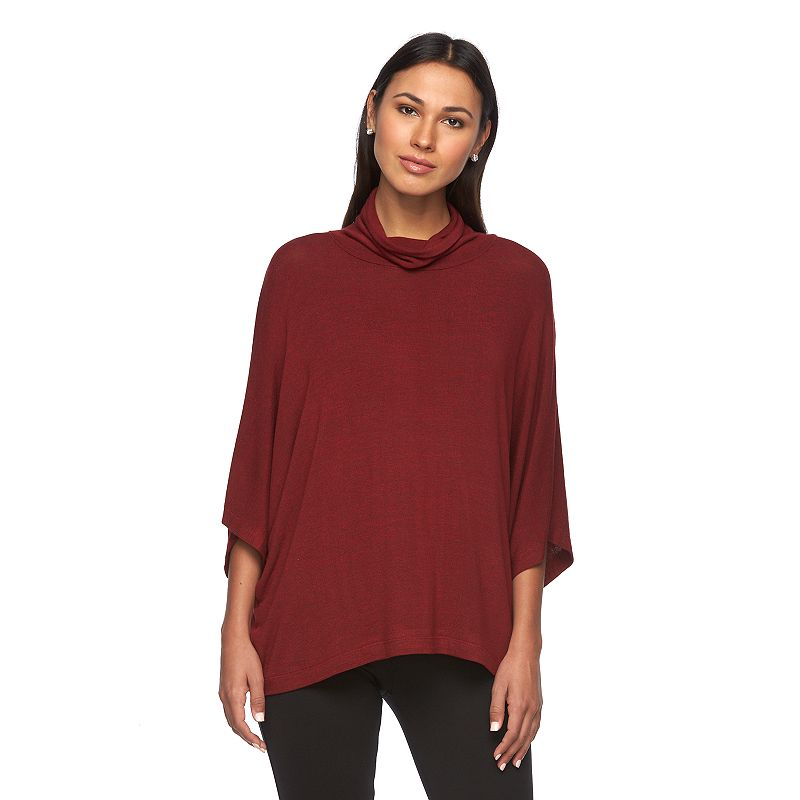 Loramendi Batwing Turtleneck Sweater - Women's