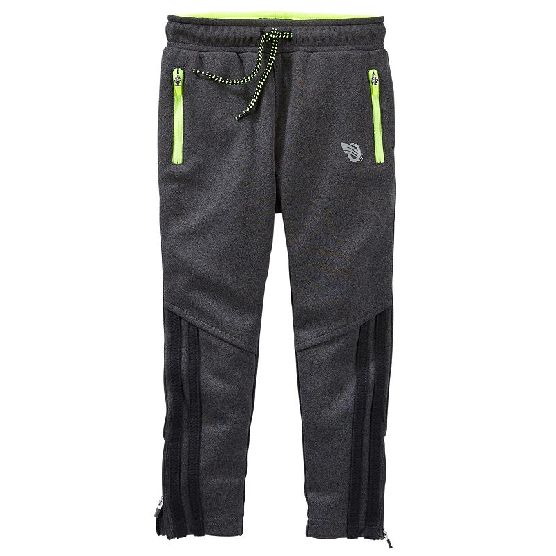 Boys 4-7 OshKosh B'gosh® Slim Active Tricot Pants