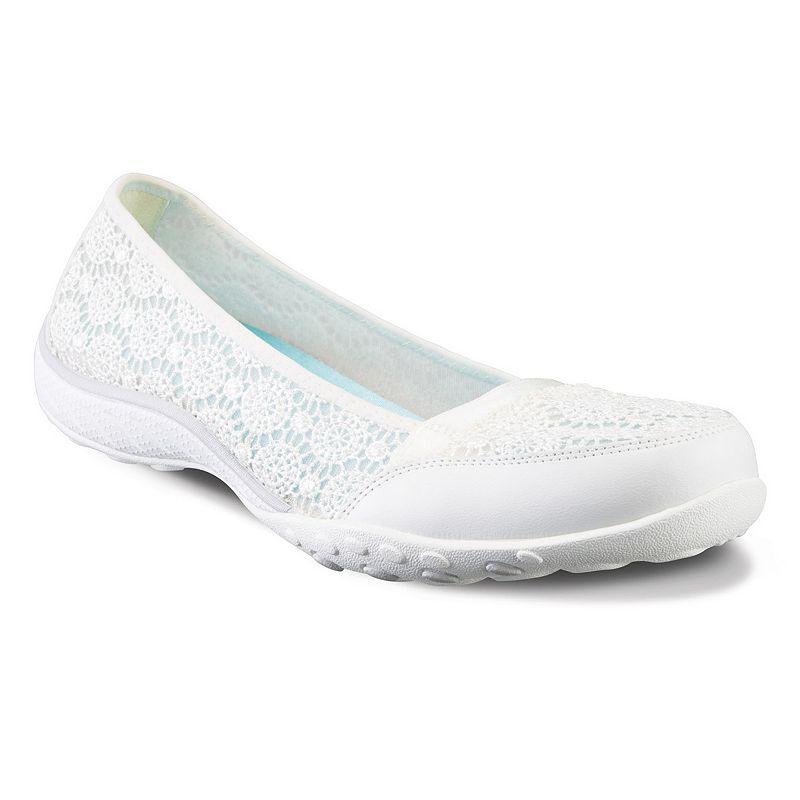 Skechers Breathe-Easy Pretty Factor Women's Ballet Flats