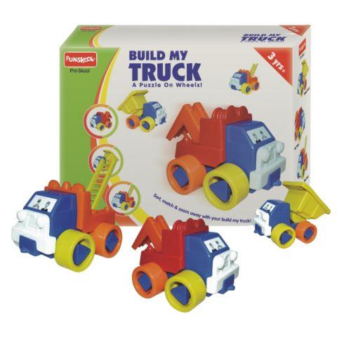 Funskool Build My Truck