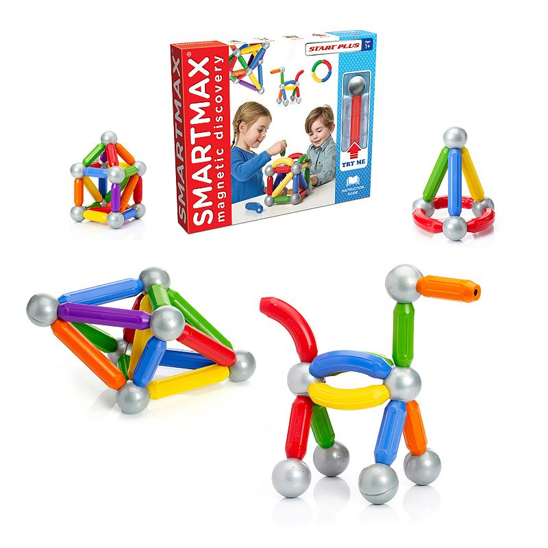 Smart Toys SmartMax Start Plus Magnetic Discovery Kit
