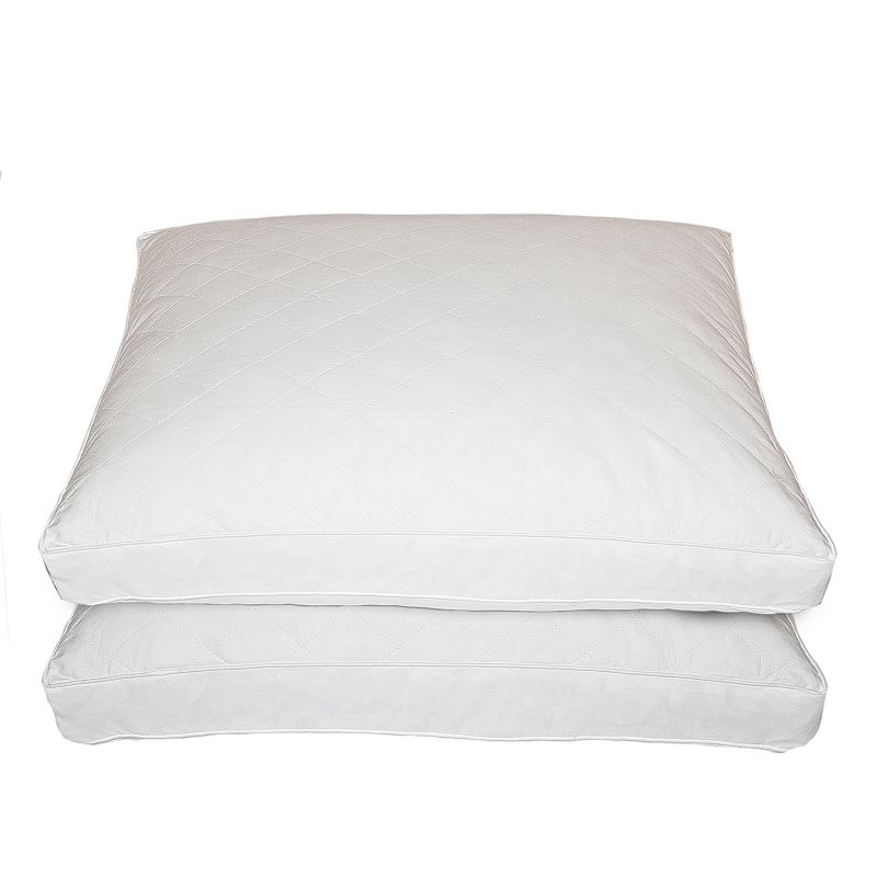 Royal Majesty 2-pk. 233 Thread Count Feather Pillows