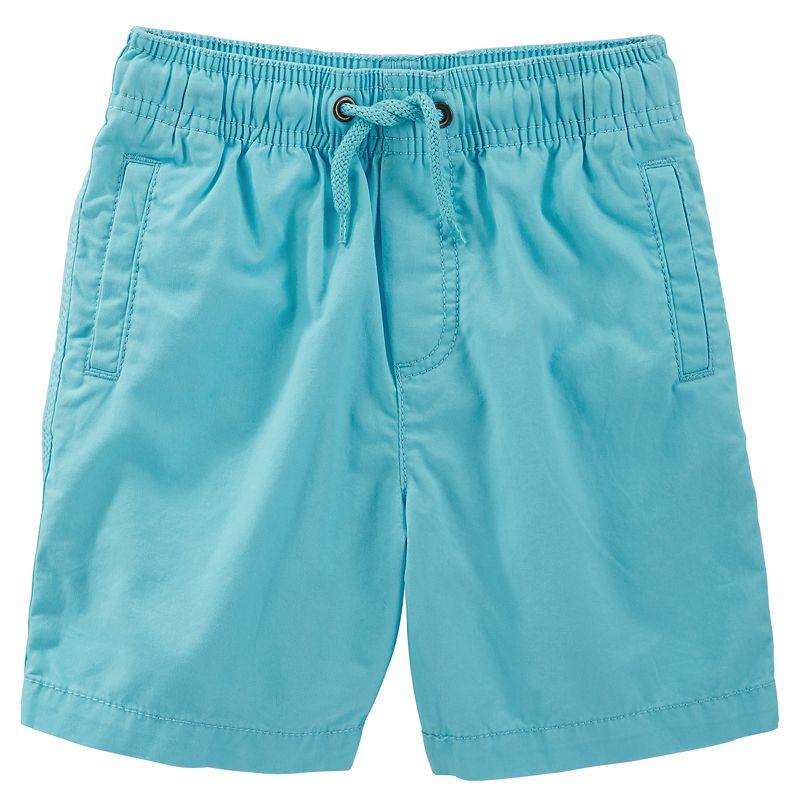 Boys 4-7 OshKosh B'gosh® Solid Jogger Shorts