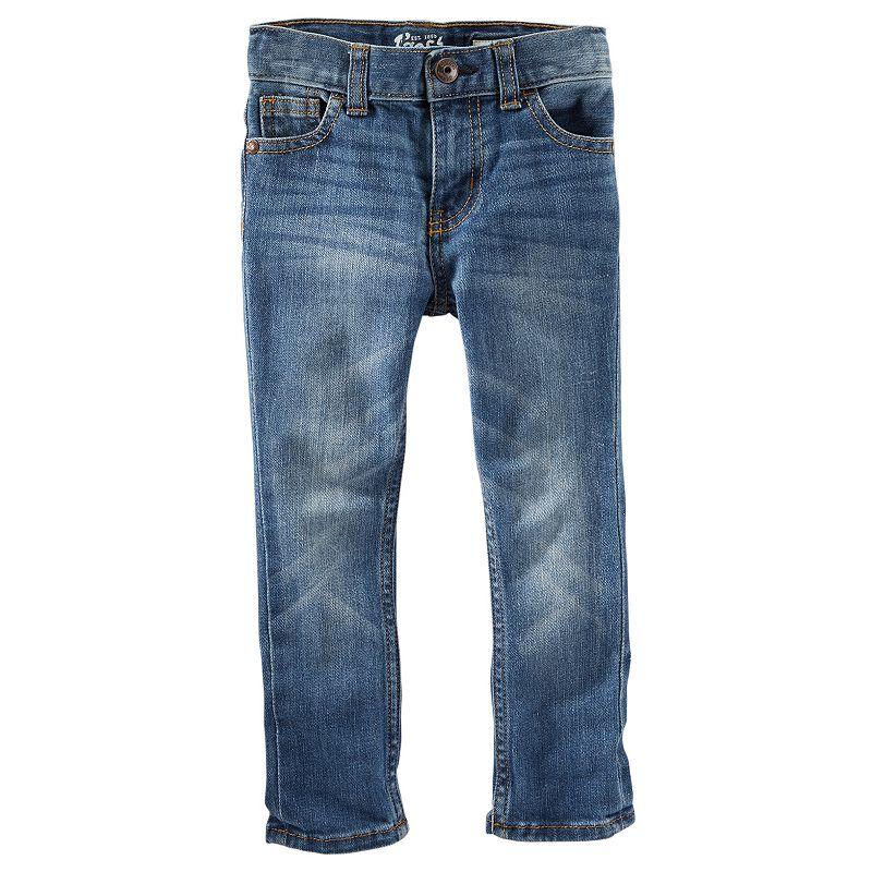 Boys 4-7 OshKosh B'gosh® Straight Skinny Jeans