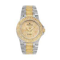 Croton Men's Austrian Crystal Watch