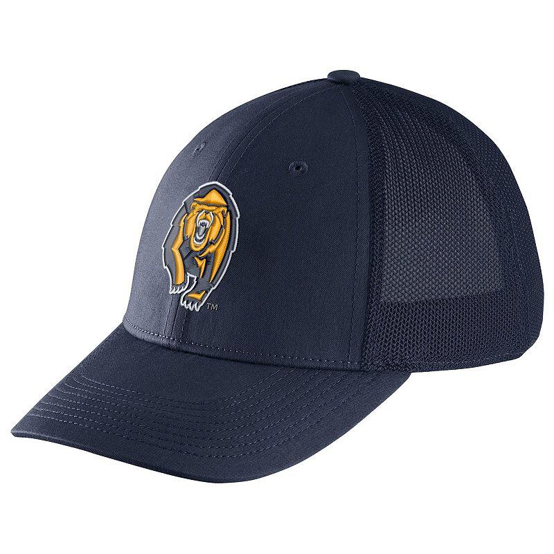 Adult Nike Cal Golden Bears Legacy 91 Swoosh Flex Cap