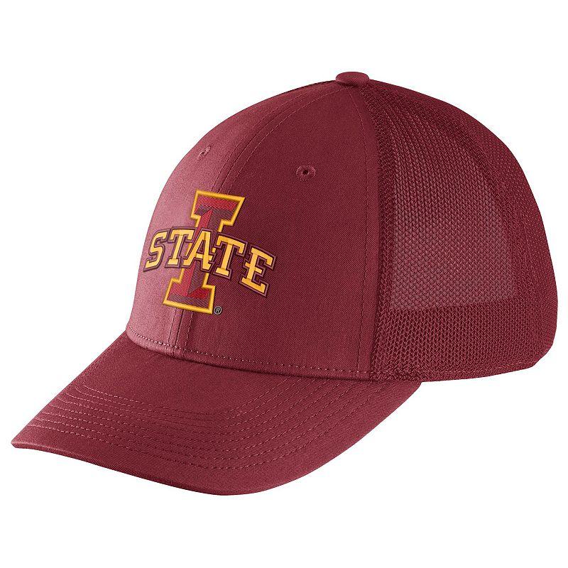 Adult Nike Iowa State Cyclones Legacy 91 Swoosh Flex Cap