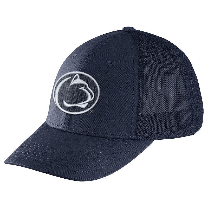Adult Nike Penn State Nittany Lions Legacy 91 Swoosh Flex Cap