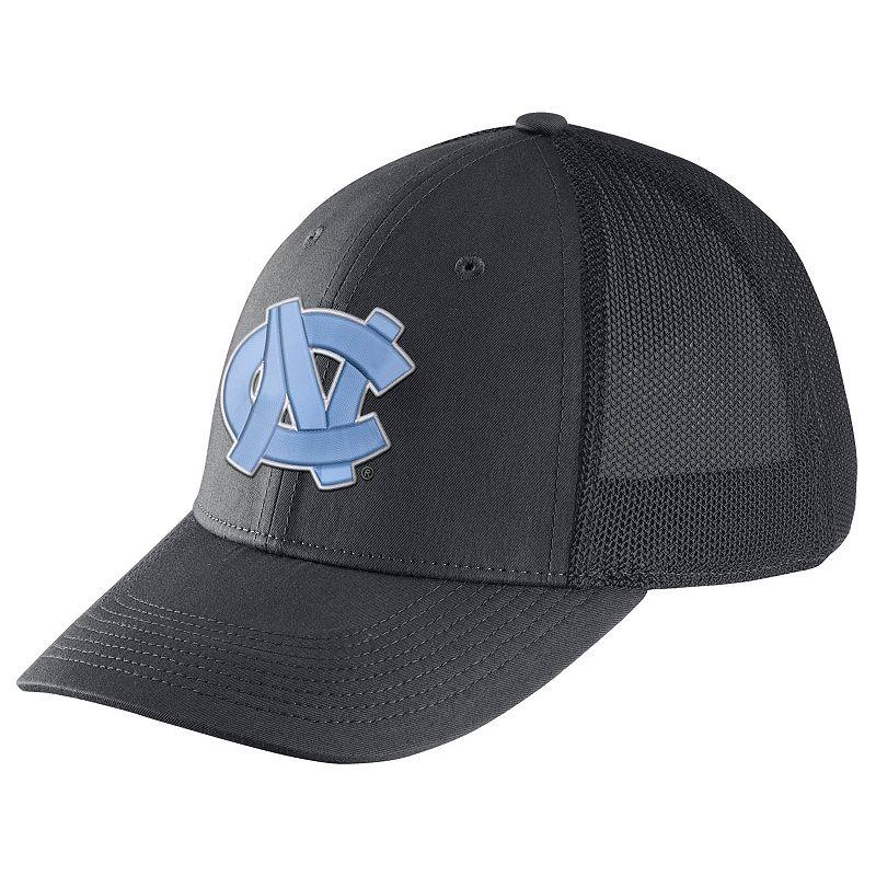 Men's Nike North Carolina Tar Heels Legacy 91 Swoosh Flex Cap