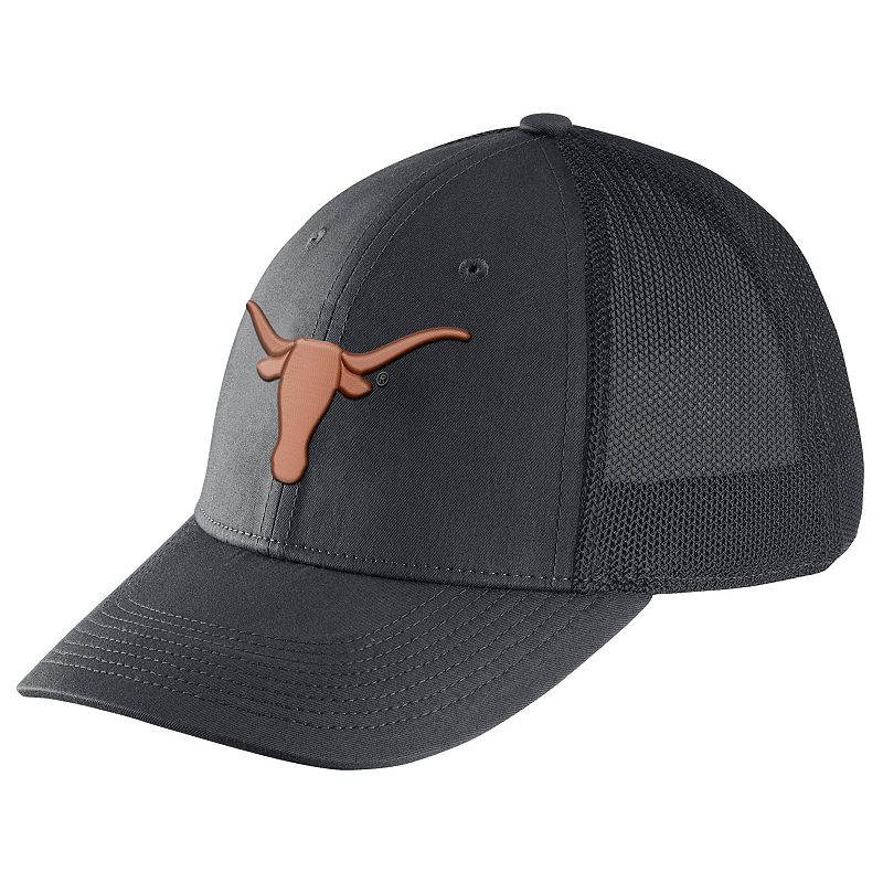 Adult Nike Texas Longhorns Legacy 91 Swoosh Flex Cap