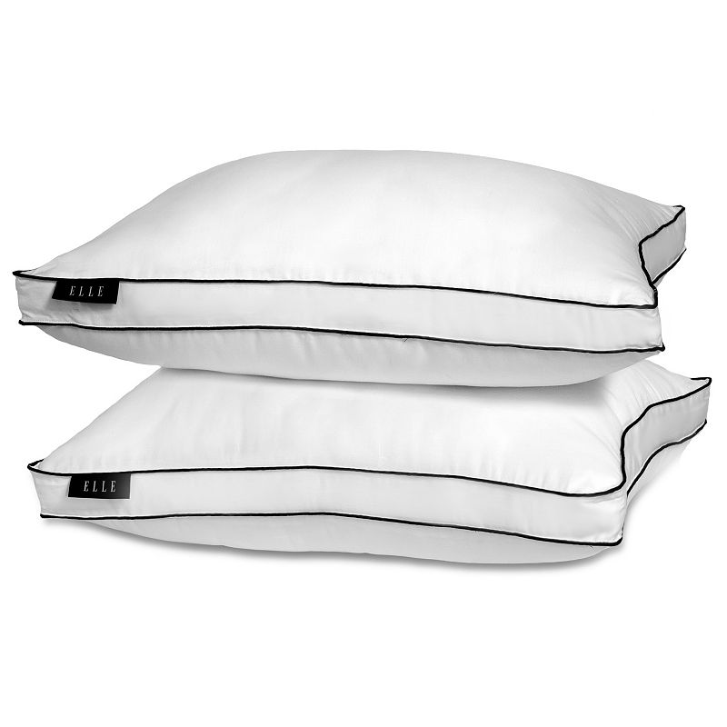 Elle 2-pk. 1200 Thread Count Down Alternative Pillows