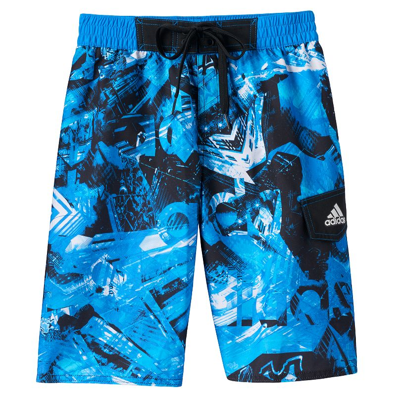 Boys 8-20 adidas Street Volley Board Shorts