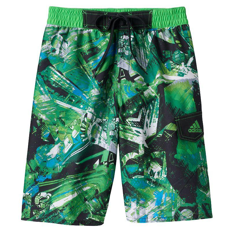 Boys 8-20 adidas Street Volley Board Shorts