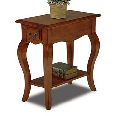Leick Furniture Classic End Table by