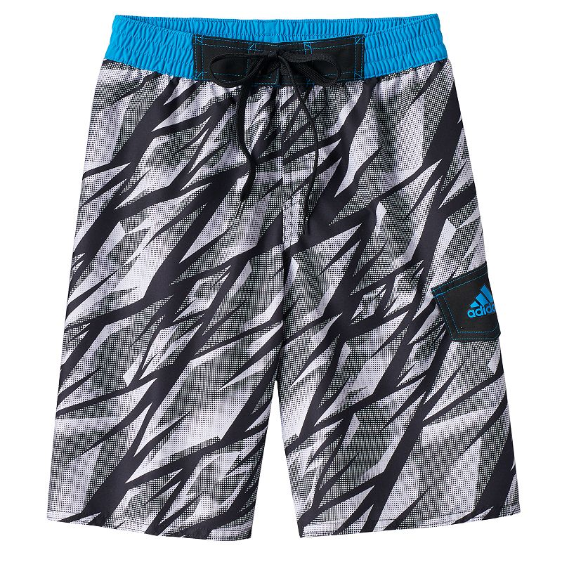 Boys 8-20 adidas Shock Energy Board Shorts