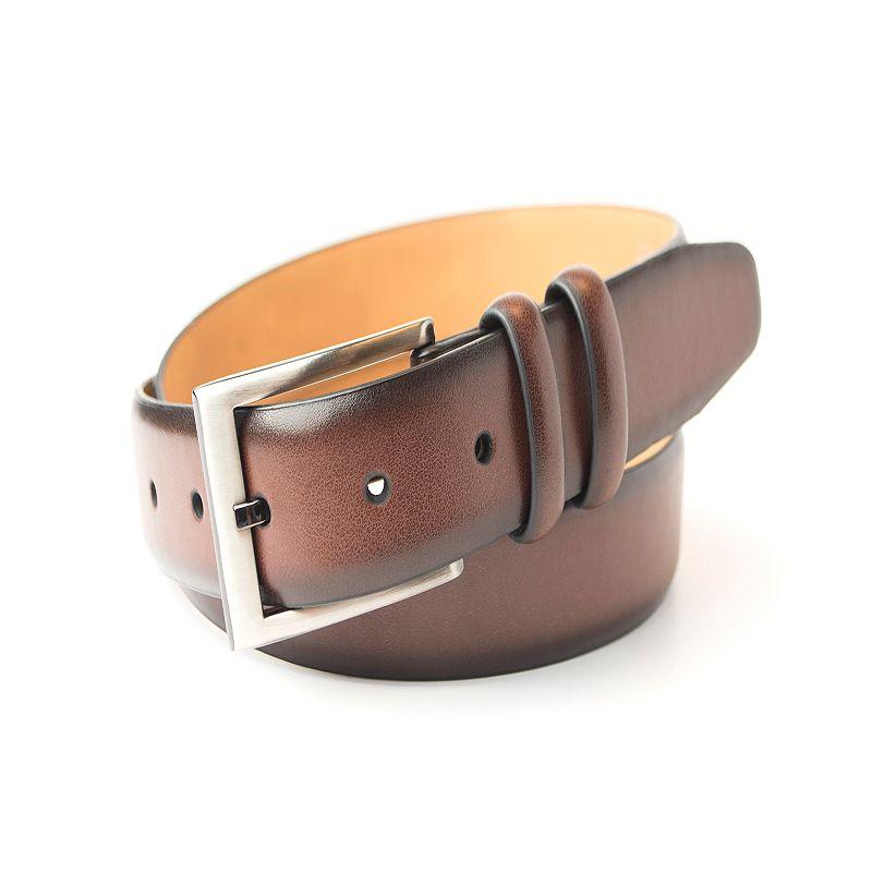 Men's Apt. 9 Faux-Leather Bridle Dress Belt