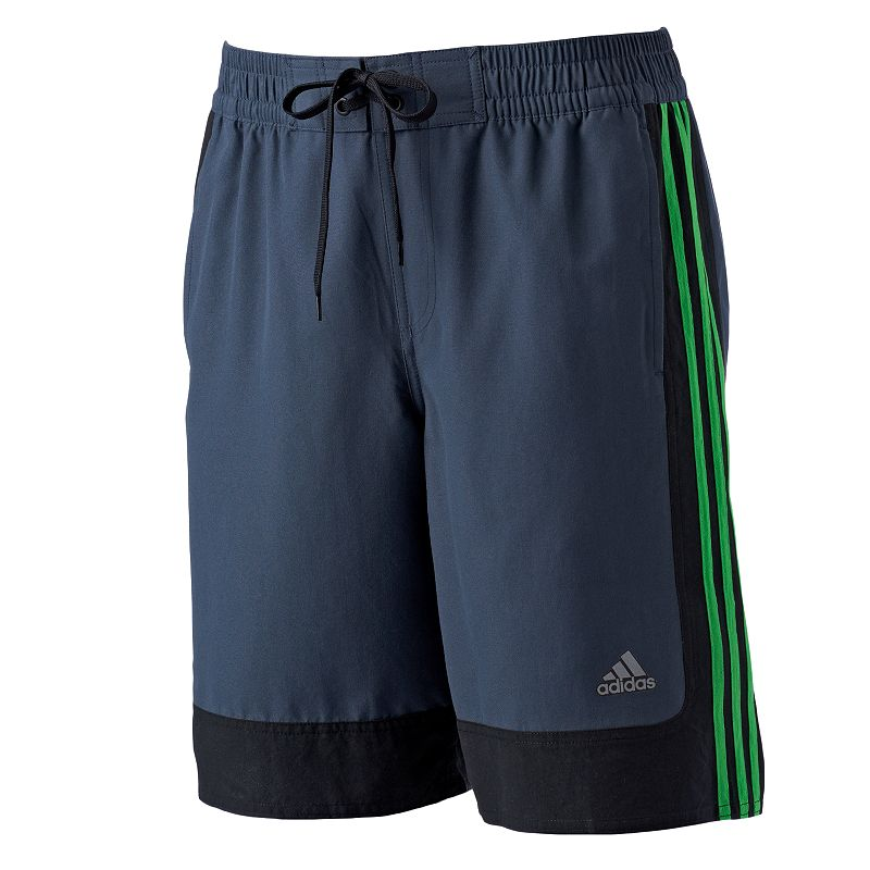 Men's adidas Amped Volley Swim Trunks