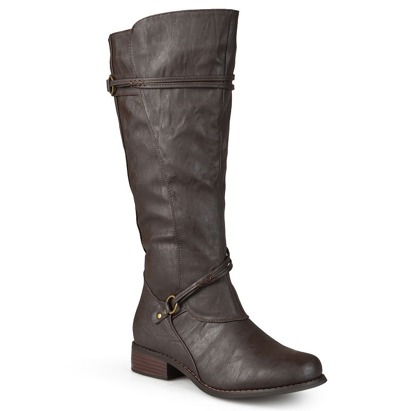 Journee Collection Harley Women's Extra Wide Calf Boots