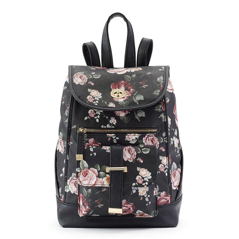 Candie's® Stevie Floral Backpack