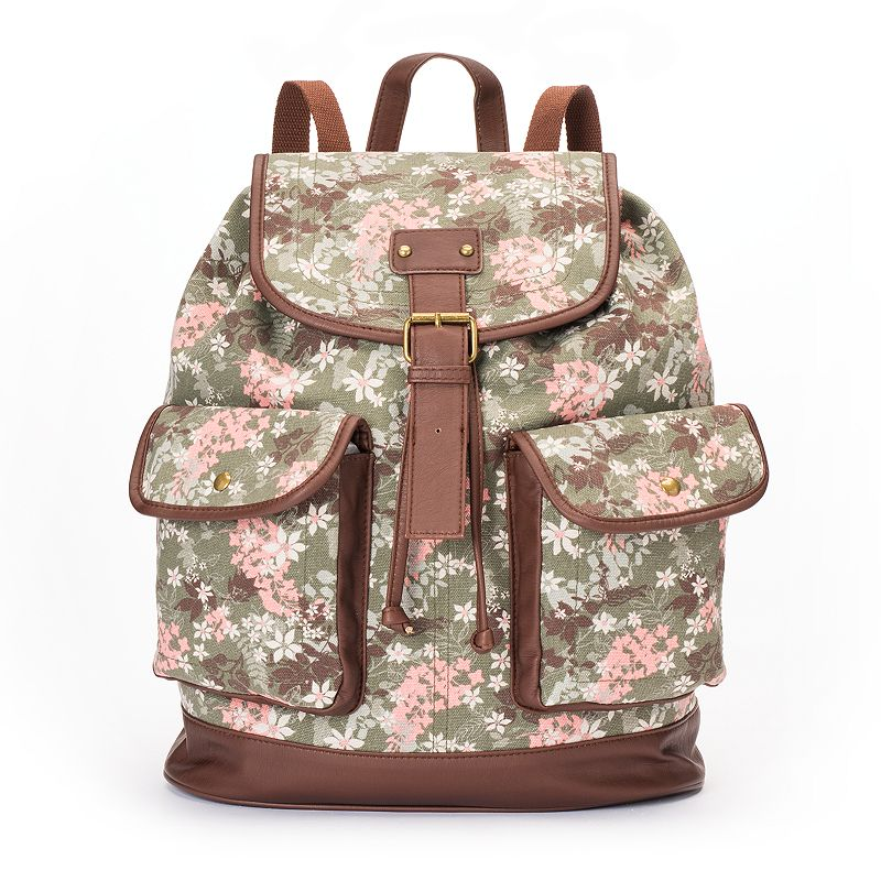 Mudd® Chloe Floral Backpack