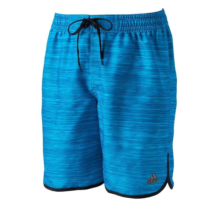 Men's adidas Heather Volley Swim Trunks