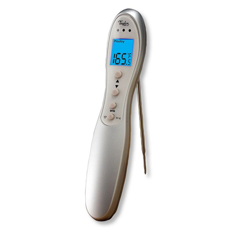 Taylor Connoisseur Foldable Probe Digital Thermometer