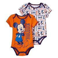 Disney's Mickey Mouse Baby Boy 2-pk.