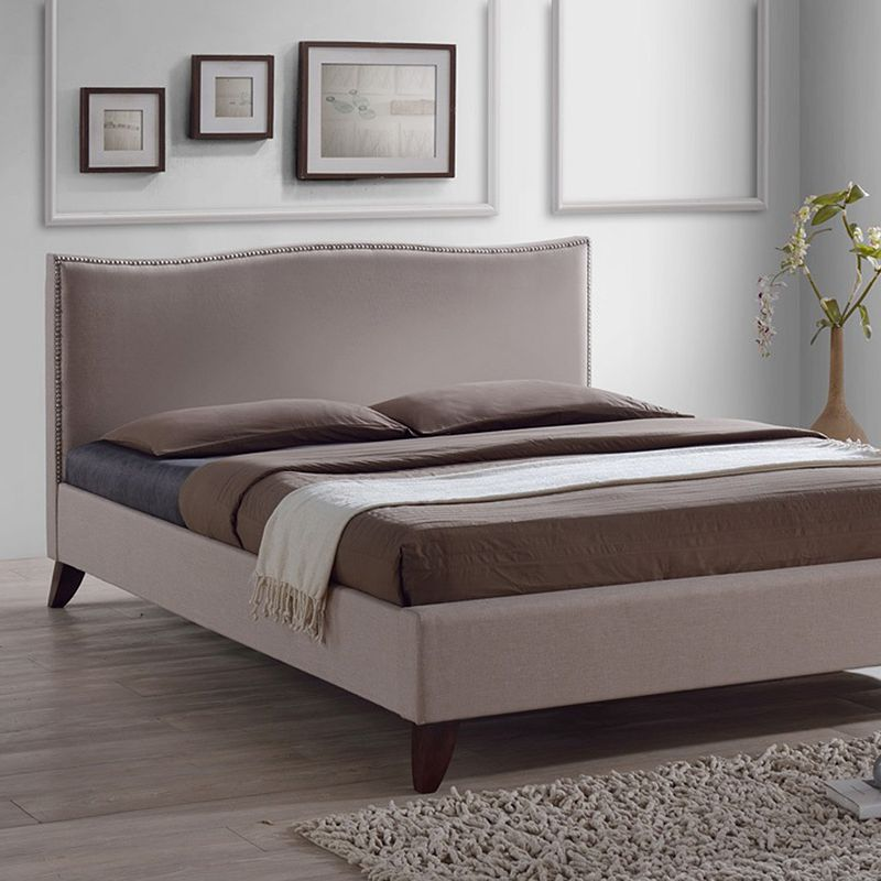 Baxton Studios Battersby Designer Bed