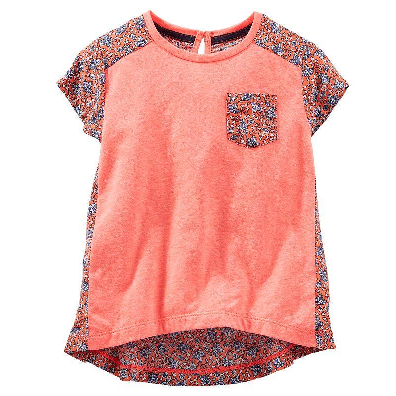 Girls 4-6x OshKosh B'gosh® Floral Tunic