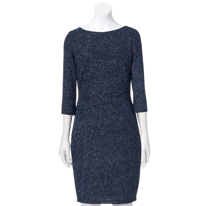 Women's Chaya Glitter Shift Dress