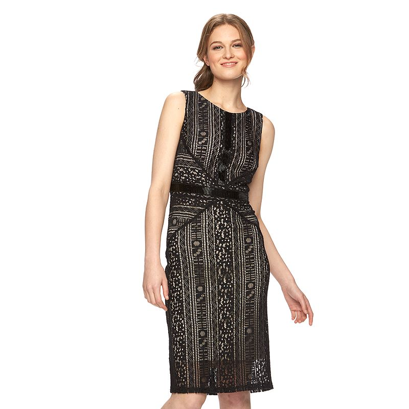 Women's Chaya Lace Sheath Dress