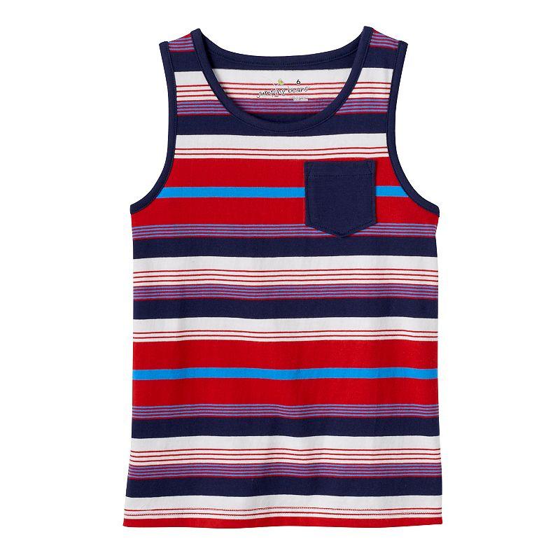 Boys 4-7x Jumping Beans® Striped Tank